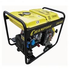 Дизельный сварочный генератор Champion DW180E