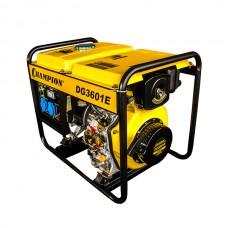 Дизельный генератор Champion DG3601E