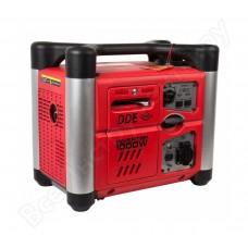 Бензиновый генератор инверторного типа DDE DPG1001Si