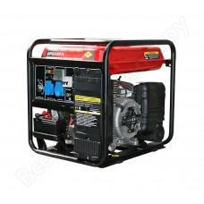 Бензиновый генератор инверторного типа DDE DPG5551Ei
