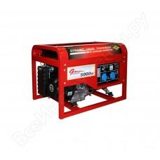 Бензиновый генератор DDE DPG7551E