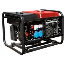 Бензиновый сварочный генератор инверторного типа DDE DPW160i