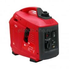 Бензиновый генератор инверторного типа Elitech БИГ 1000