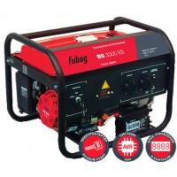 Бензиновый генератор FUBAG BS 3300 ES с электростартером