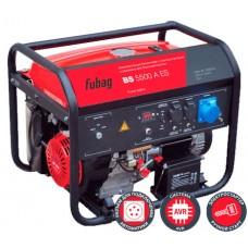 Бензиновый генератор FUBAG BS 5500 A ES с электростартером