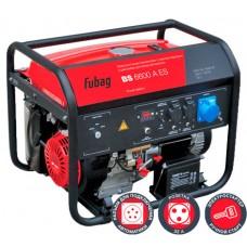 Бензиновый генератор FUBAG BS 6600 DA ES трехфазный с электростартером