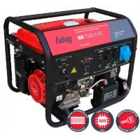 Бензиновый генератор FUBAG BS 8500 XD ES трехфазный с электростартером