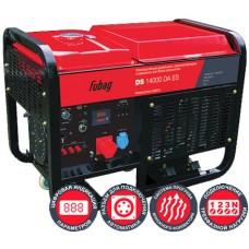 Дизельный генератор FUBAG DS 14000 DA ES с электростартером