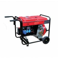Дизельный генератор FUBAG DS 5500 A ES с электростартером
