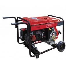 Дизельный генератор FUBAG DS 7000 DA ES с электростартером