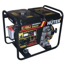 Дизельный генератор HUTER LDG3600CLE