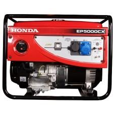 Бензиновый генератор Honda EP 5000CX