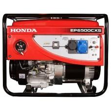 Бензиновый генератор Honda EP 6500CXS