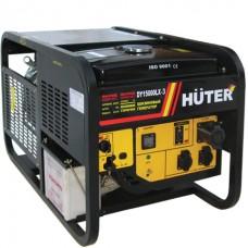 Бензиновый генератор HUTER DY15000LX-3