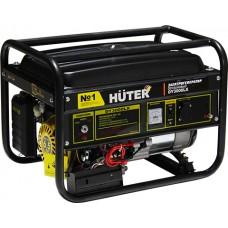 Бензиновый генератор HUTER DY3000LX с электростартером
