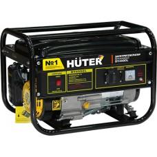 Бензиновый генератор HUTER DY4000L 3 квт с ручным запуском