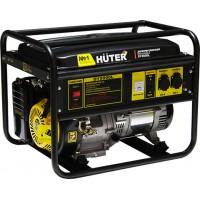 Бензиновый генератор HUTER DY5000L с ручным запуском
