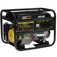 Бензиновый генератор HUTER DY8000L с ручным запуском