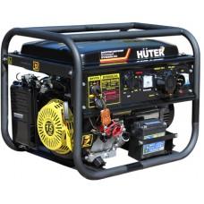 Бензиновый генератор HUTER DY8000LXA с автозапуском