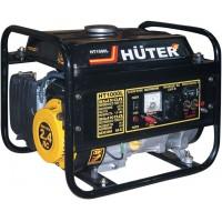 Бензиновый генератор HUTER HT1000L 1квт