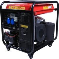 Инверторный генератор Калибр БЭГ-6100АИ с ручным запуском