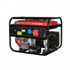 Бензиновый генератор Калибр БЭГ-6500А/220/380 трехфазный