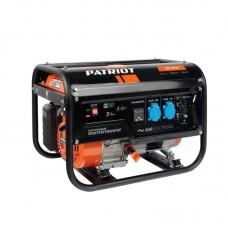 Бензиновый генератор Patriot GP 2510 с ручным пуском