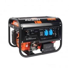 Бензиновый генератор Patriot GP 3510E с электростартером