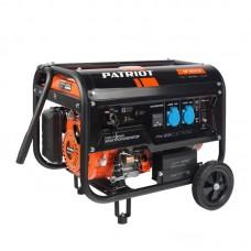 Бензиновый генератор Patriot GP 3810LE с электростартером