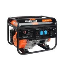 Бензиновый генератор Patriot GP 5510 с ручным стартом