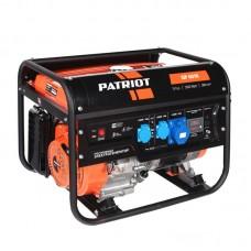 Бензиновый генератор Patriot GP 6510 с ручным пуском