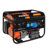 Бензиновый генератор Patriot GP 6510AE с электростартером