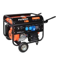 Бензиновый генератор Patriot GP 6510LE с электростартером