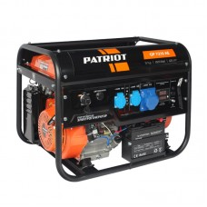 Бензиновый генератор Patriot GP 7210AE с электростартером