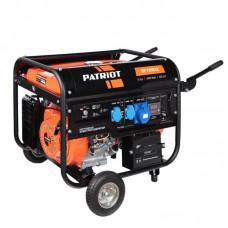Бензиновый генератор Patriot GP 7210LE с электростартером