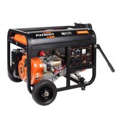 Бензиновый генератор Patriot GW 2145LE с электростартером