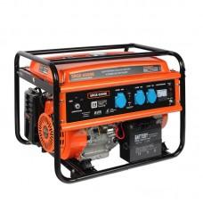 Бензиновый генератор Patriot MAX POWER SRGE 6500E с электростартером