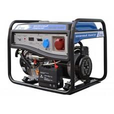 Бензиновый генератор TSS-SGG-7500Е3A трехфазный