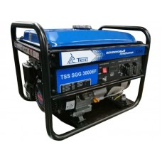 Бензиновый генератор TSS SGG 3000 EF