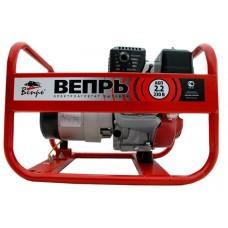 Бензиновый генератор Вепрь АБП 2,2-230 ВХ с ручным запуском