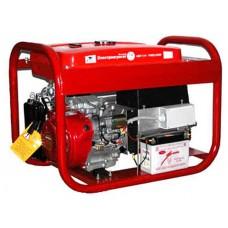 Бензиновый генератор Вепрь АБП 7/4-T400/230 ВX с ручным запуском