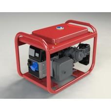 Бензиновый генератор Вепрь АБП 7/4-Т400/230 ВX-БГ с ручным запуском