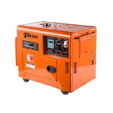 Дизельный генератор WESTER GND4800D